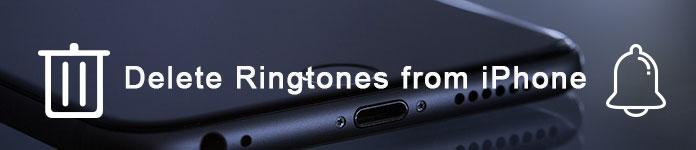 Supprimer les sonneries de l'iPhone