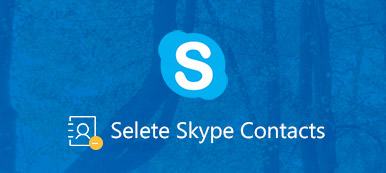 Delete Skype Contacts