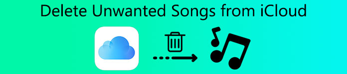 Supprimer les chansons indésirables de iCloud