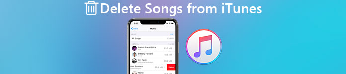 Delete Songs from iTunes