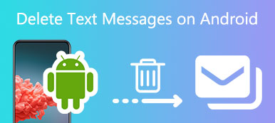 Delete Text Messages on Android