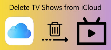 Delete TV Shows from iCloud