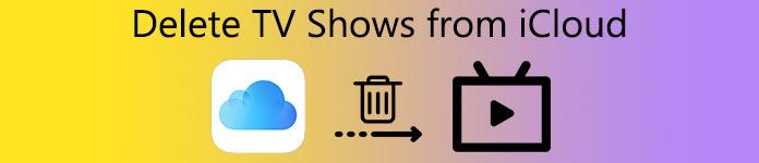 Supprimer les émissions de télévision d'iCloud