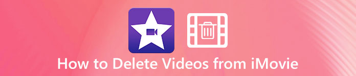 How to Delete Videos from iMovie