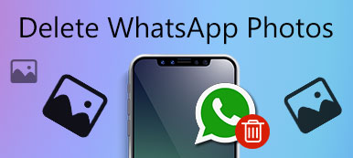 Delete WhatsApp Photos