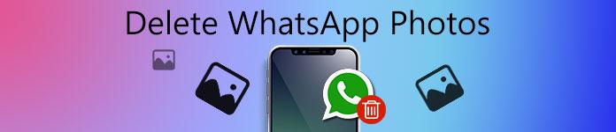 WhatsApp写真を削除する