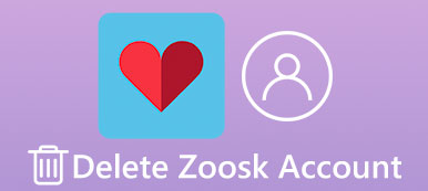 Delete Zoosk Account