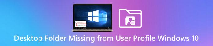 Desktop-Ordner fehlen Windows
