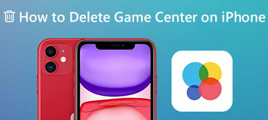 Delete Game Center on iPhone