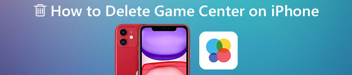 Game Center auf dem iPhone löschen