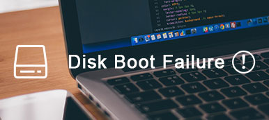 Disk Boot Failure