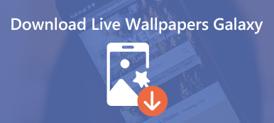 Laden Sie Galaxy Live Wallpapers herunter