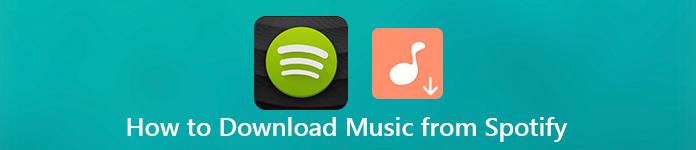 Laden Sie Musik von Spotify herunter