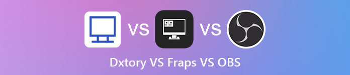 Dxtory VS Fraps VS OBS – Which One Is the Best Game Screen