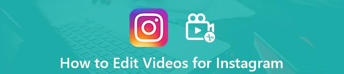 Videos für Instagram bearbeiten