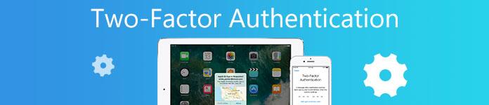 iCloudにアクセスするための2要素認証を設定する