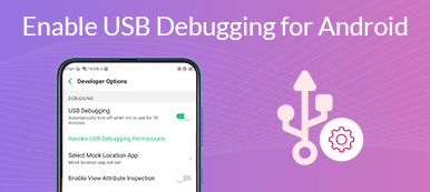 Enable USB Debugging For Android