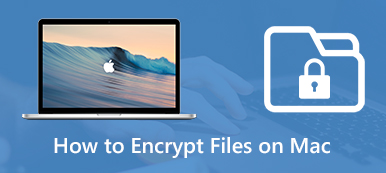 Encrypt Files on Mac