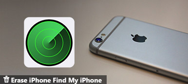 Effacer l'iPhone de Find My iPhone