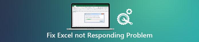 Excel reagiert nicht