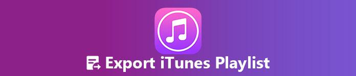 Exporter iTunes Playlist