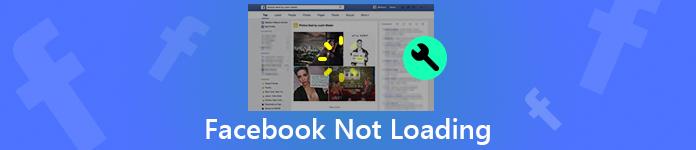 Fixer Facebook non en cours de chargement