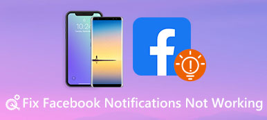 Les notifications Facebook ne fonctionnent pas