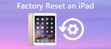 Factory Reset an iPad