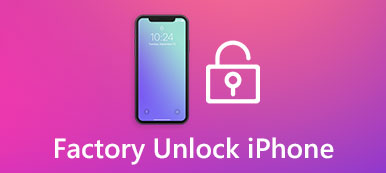Factory Unlock iPhone