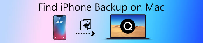 How to Find iPhone Backup on Mac