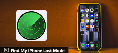 Find My iPhone Lost-Modus