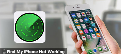 Fix Find My iPhone funktioniert nicht