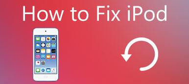 Réparer iPod