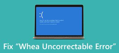 Beheben Sie den nicht korrigierbaren Fehler von Whea