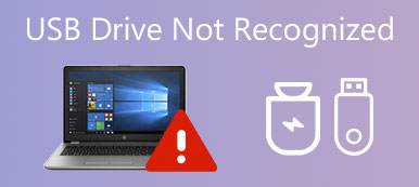 Flash Drive not Recognized