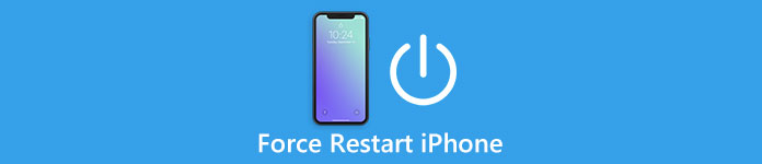Force Restart iPhone