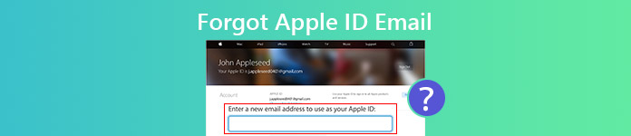 Forgot Apple ID Email