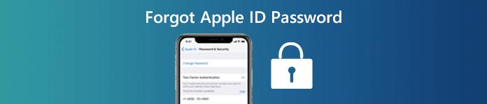 """Passwort """"Apple ID"""" vergessen"""