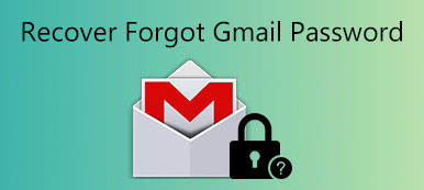 Mot de passe oublié Gmail