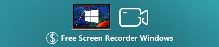 Kostenloser Bildschirmrekorder für Windows