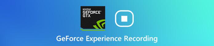 GeForce Experience-Aufzeichnung