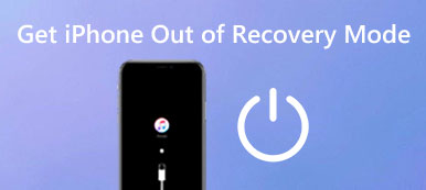 Get iPhone Out of Recovery Mode without Computer