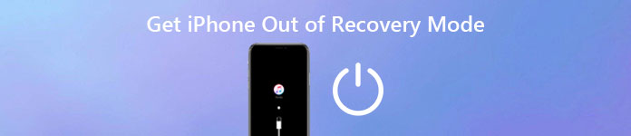 Best 3 Ways to Get iPhone Out of Recovery Mode without Computer