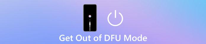 как выйти из режима восстановления iphone 4