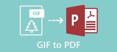 GIF zu PDF