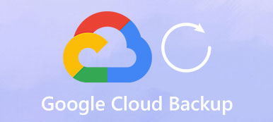 Sauvegarde Google Cloud