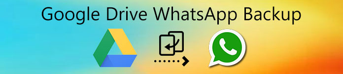 Google Drive WhatsApp-Sicherung