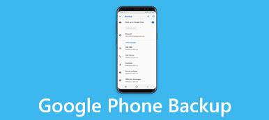 Google Phone Backup