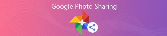 Google Foto-Sharing