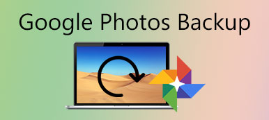 Fotos mit Google Photos sichern